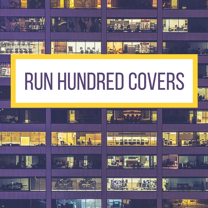 Run Hundred Covers